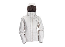 The North Face Women\'s Resolve Insulated Jacket, moonlight ivory